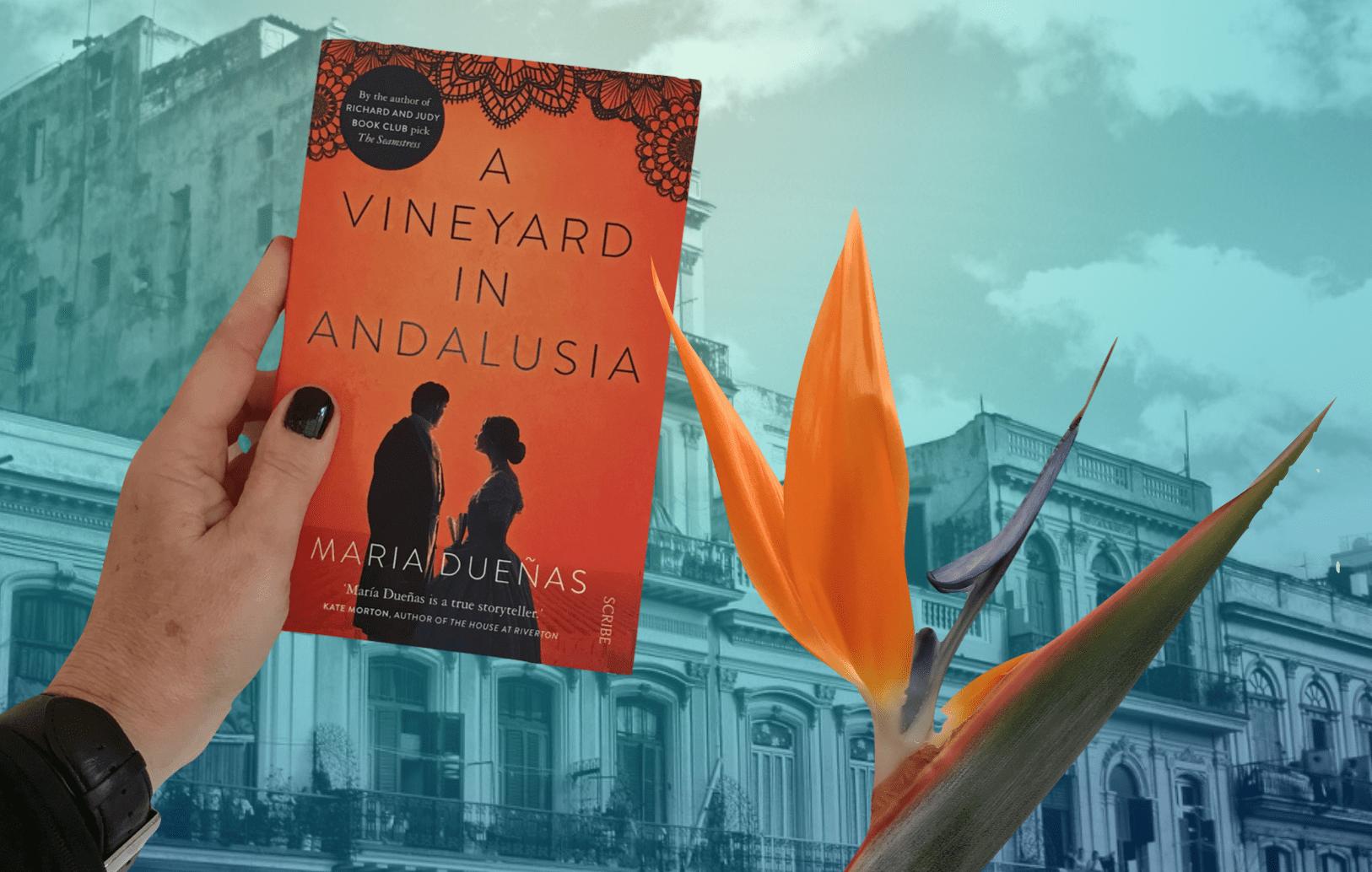 Historical novel set in the Spanish speaking world