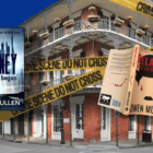 Crime mystery set in New Orleans – the perils of the American pageant