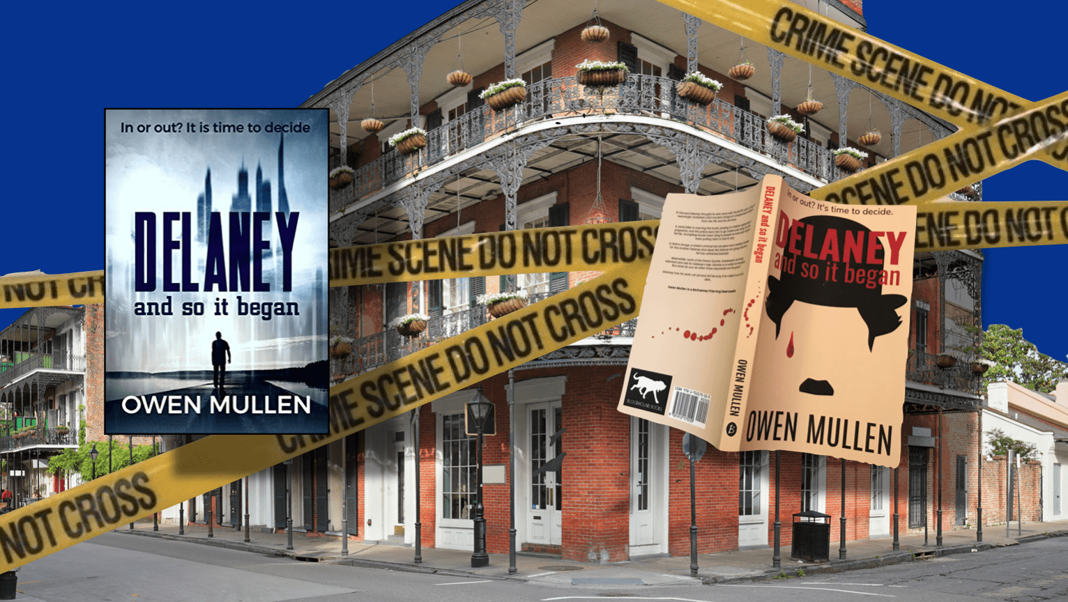 What New Orleans Tells Us About Perils >> Crime Mystery Set In New Orleans The Perils Of The