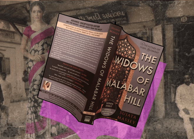 A mystery set in 1920s Bombay