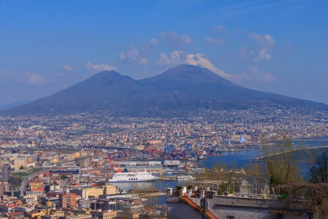 Five great books set in Naples