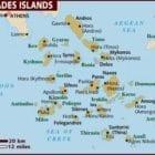 The #TFBookClub visits Santorini