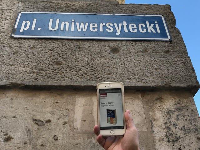A novel I took to Wrocław