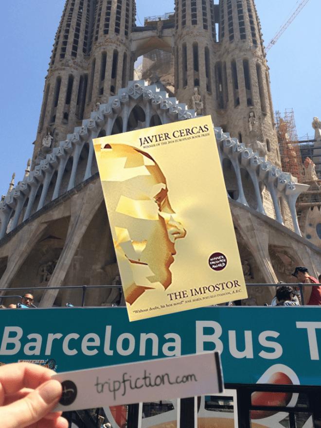 Novel set in 20th Century Barcelona