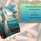 "The #TFBookClub reads ""The Sapphire Widow"" by Dinah Jefferies, set in CEYLON (SRI LANKA)"