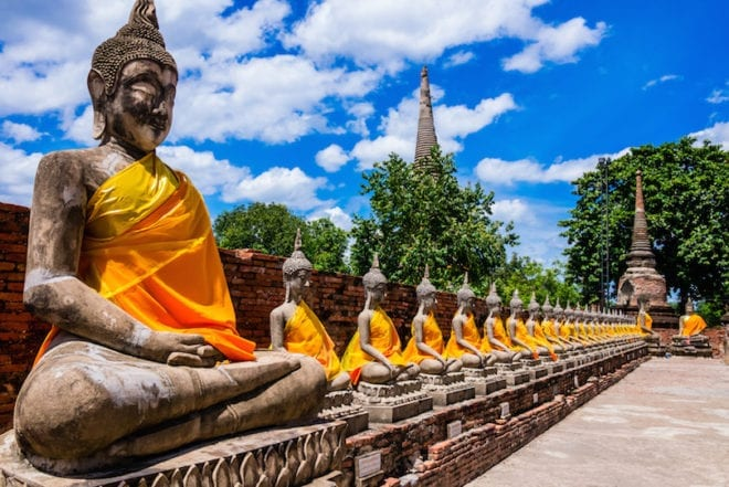 Ten great books set in Thailand