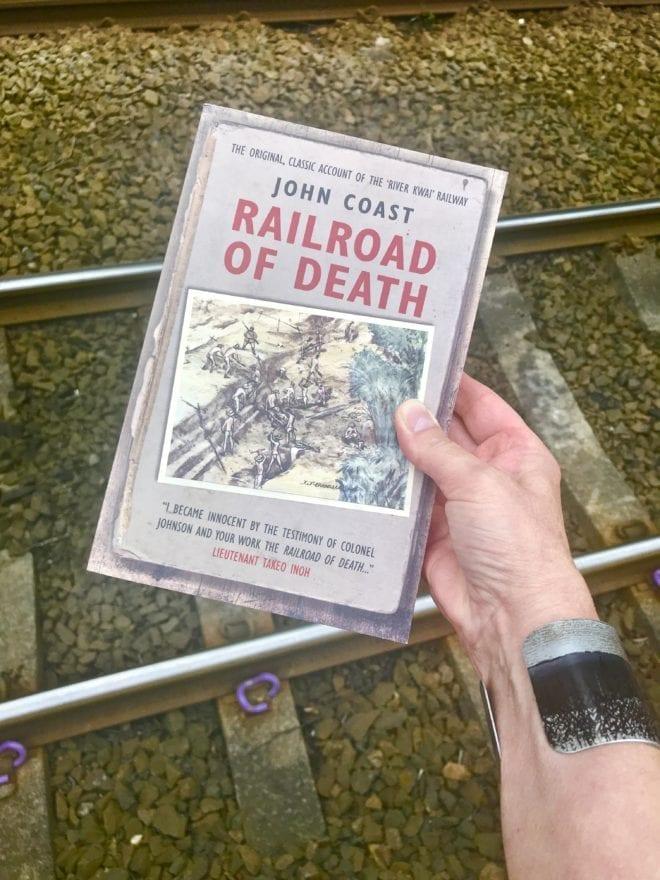 Memoir of the Thai Burma Railroad (Singapore/Malaysia