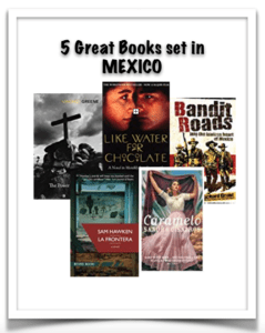Five great books set in Mexico