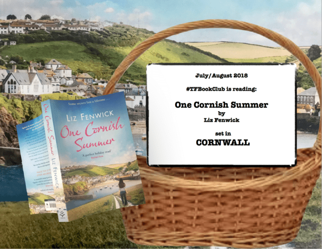 "#TFBookClub reads ""One Cornish Summer"