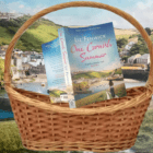 One Cornish Summer by Liz Fenwick, set Cornwall, #TFBookClub read July/August 2018