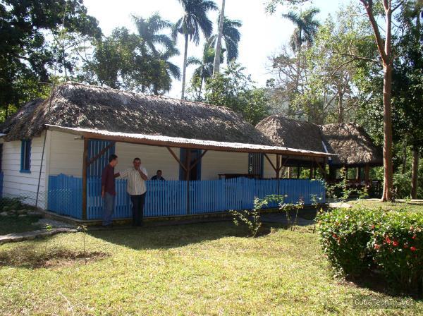 Casa Del Campesino Las Terrazas Tripfiction