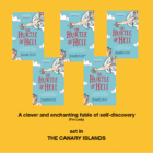 GIVEAWAY – 5 copies of The Hurtle of Hell set on the Canary Islands