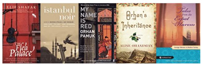 Five great books set in Turkey