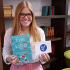 Talking to author Libby Page about her novel The Lido set in Brixton, London