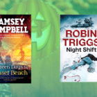 Two scary novels for Halloween!