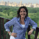 Talking Location With Marie Unanue, Kindness Advocate and children's author – Central Park NYC