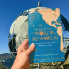 Around the World in 80 words (a journey through the English language)