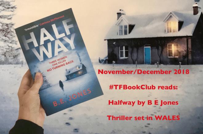TFBookClub reads Halfway set in WALES