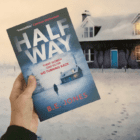 The #TFBookClub reads 'Halfway' by B E Jones set in WALES