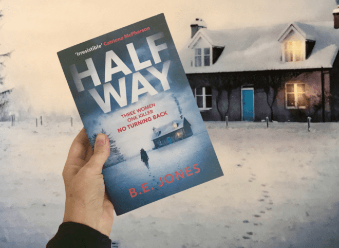 Halfway' by B E Jones, set in WALES