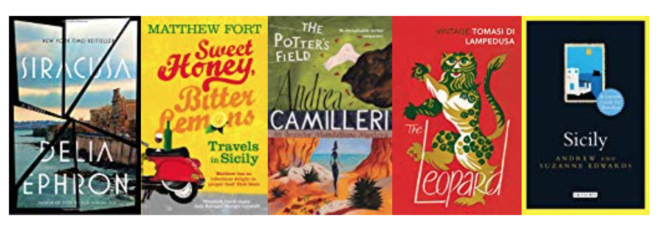 Five great books set in Sicily