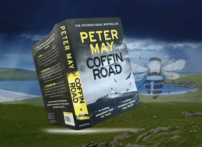 A buzzing good mystery set in the Hebrides