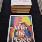 Fay Weldon at the Petworth Festival Literary Week