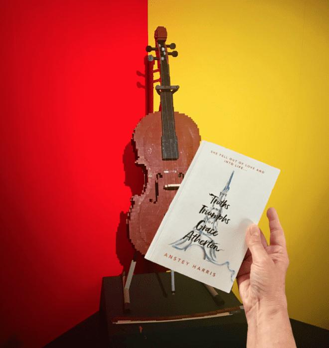 a novel of perfect pitch (set in Kent, Paris, Cremona)