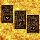 Giveaway! 3 copies of The Boy Who Stole Time, a magical read set in Ilir, inspired by Morocco