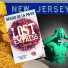 Novel set in New Jersey, guest review by author Isobel Blackthorn