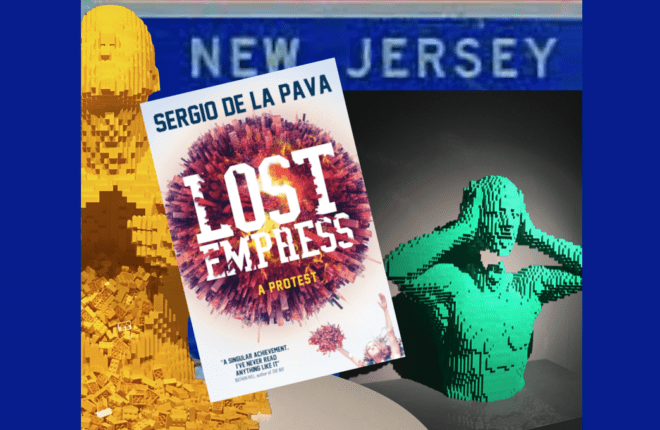 Novel set in New Jersey