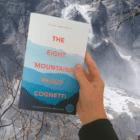 Novel set in the Italian Alps