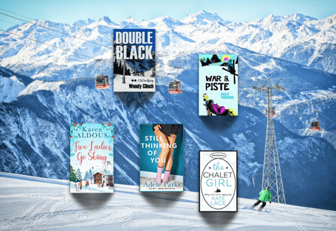 Five great books set in ski resorts
