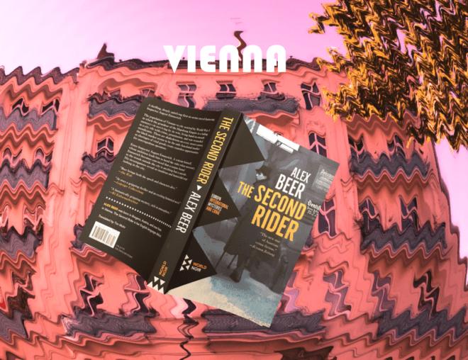 Thriller set in post WW1 Vienna