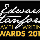 TripFiction joins the judging panel for the Edward Stanford Travel Writing Awards 'Fiction, with a Sense of Place' category