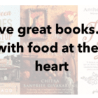 Five great books with food at their heart…