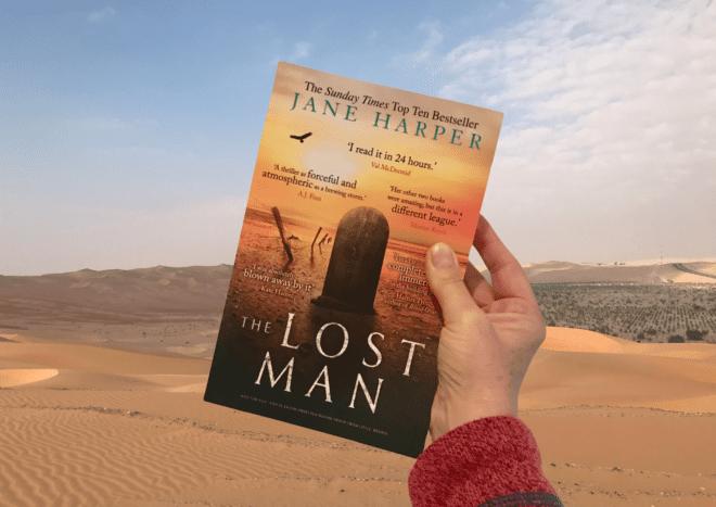 Novel set in the Australian Outback