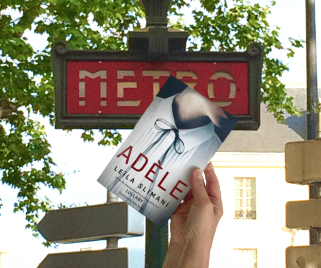 Novel set mainly in Paris