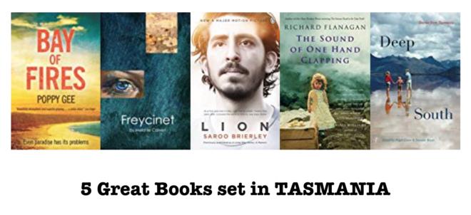 Five great books set in Tasmania