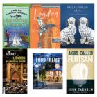 Food & book trails – London