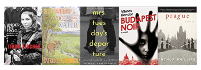 Five great books set in Hungary