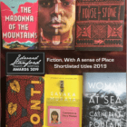 GIVEAWAY! The 6 novels shortlisted for the Stanfords Travel Writing Awards 2019 (Fiction, With a Sense of Place)