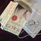 Novel set mainly in 1940s London (hitches and stitches…the royal wedding gown)