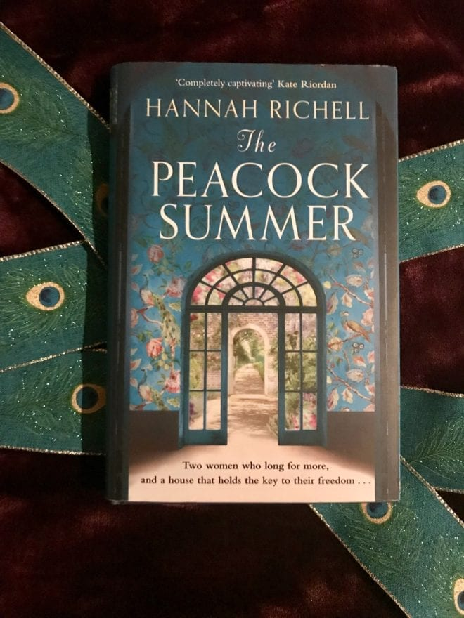 Novel set in the Chilterns