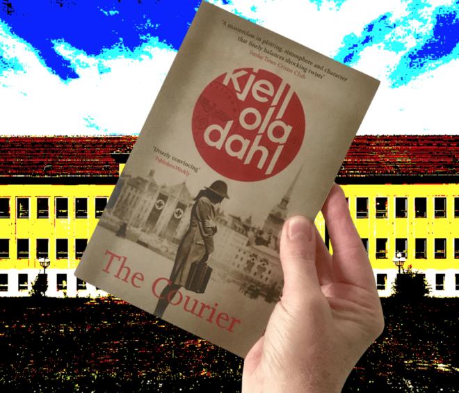 Dark thriller set in Oslo and Stockholm