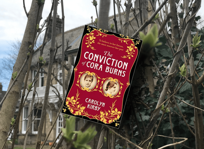 Novel set in Victorian Birmingham