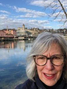 author Diane Dewey
