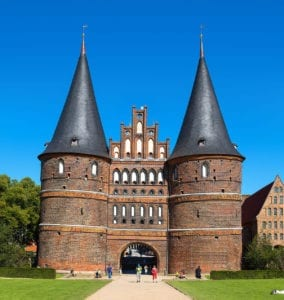 travelogue from Arnstadt to Lübeck, Germany