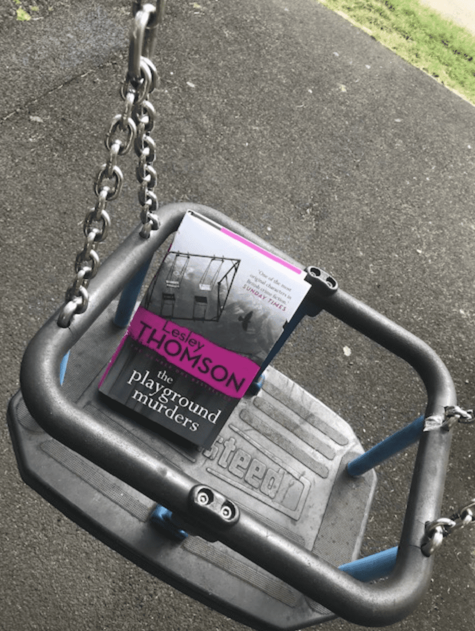 Thriller set in West London and the Cotswolds