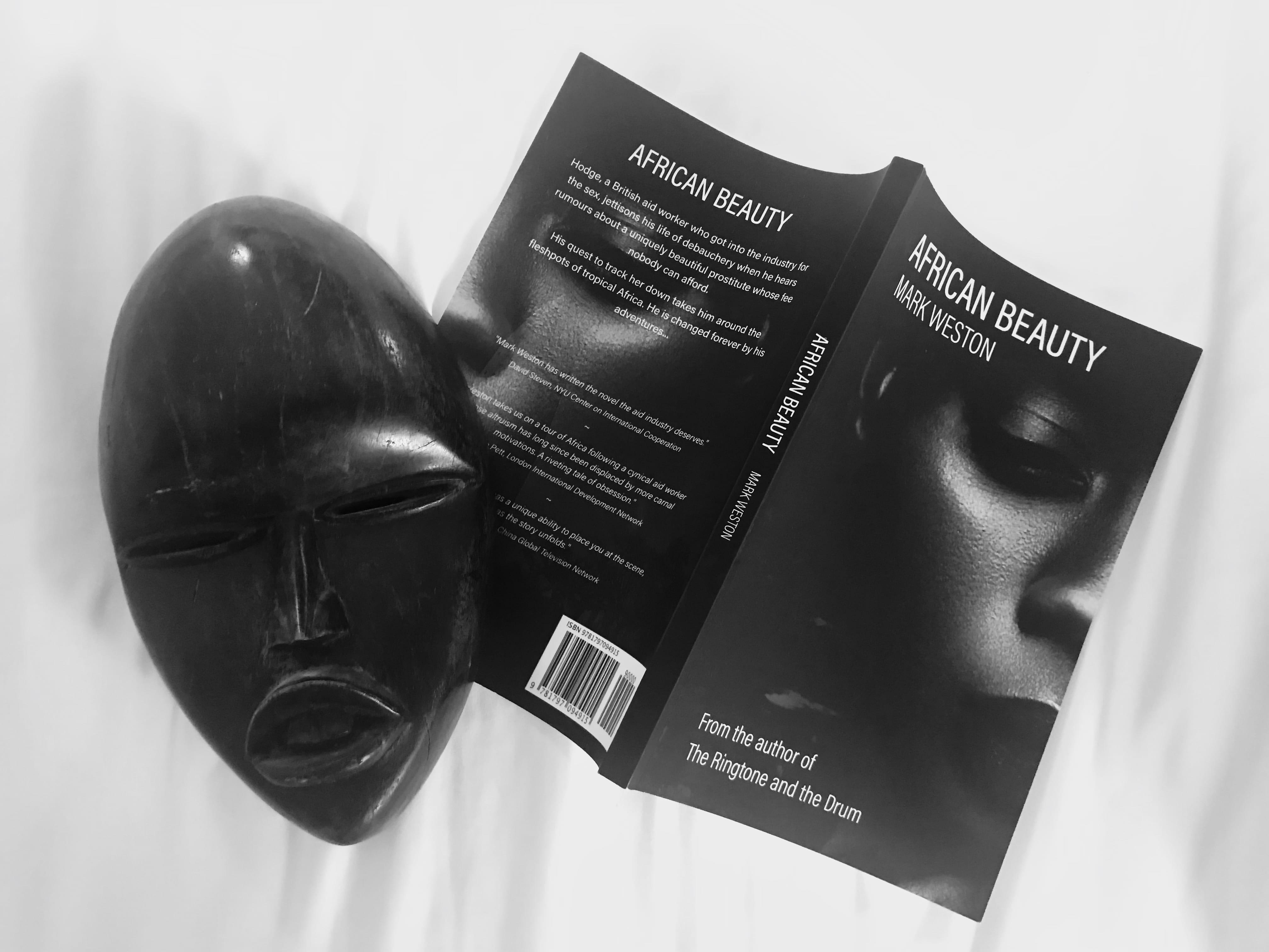 Novel set in Africa